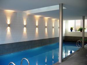 zwembad Inblauw - 12m50 - baantjes zwemmen - warm water - 26 tot 28°C
